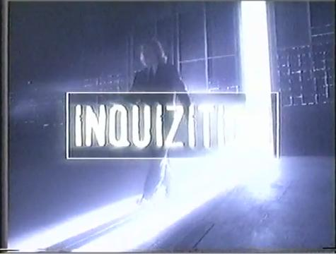 Induction 27 Inquizition
