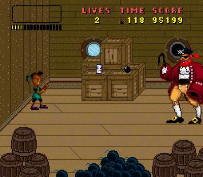 Tooncrap #25 - Bebe's Kids: The SNES Game